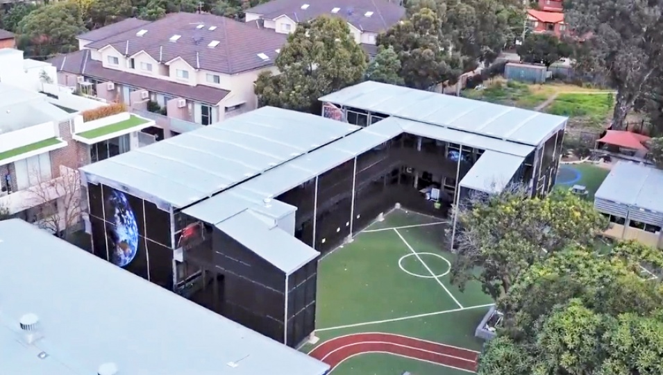 Homebush West Public School